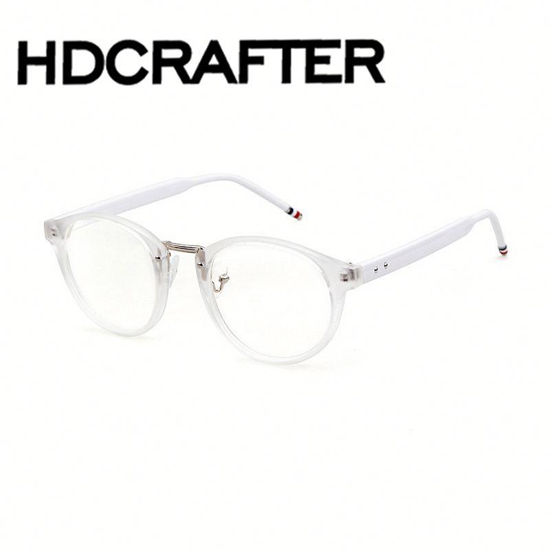 Wholesale Wholesale fashion style PC round optical Women Optical ...