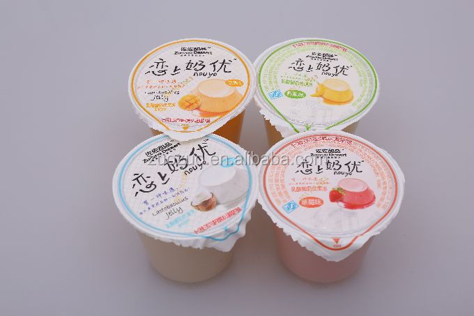 health nutrition edible jelly 126g packing cup
