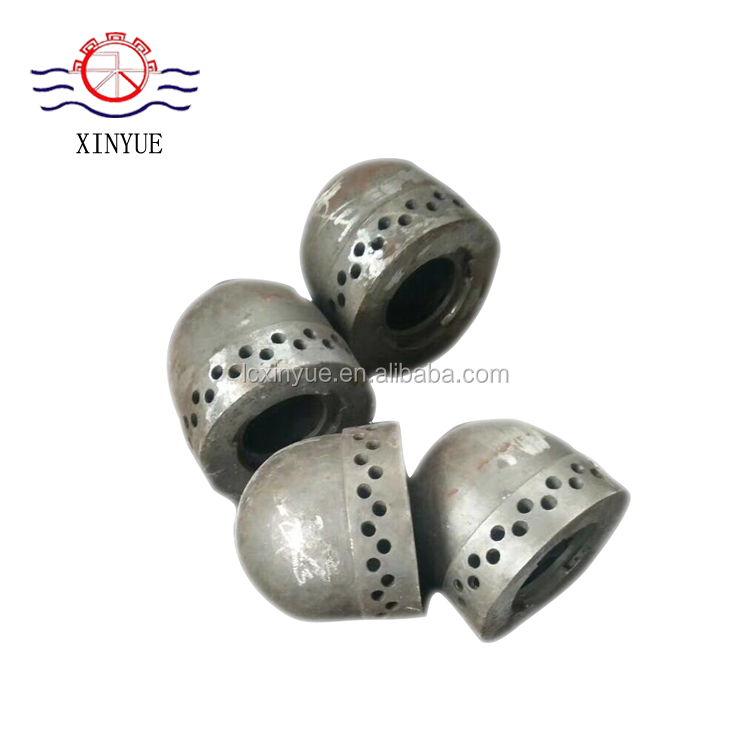Special steel burner bed nozzle for boilers indonesia used