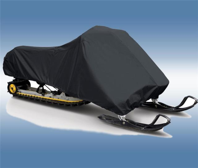 WASSERFESTE TRAILERABLE SNOWMOBILE-ABDECKUNGEN