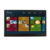 supporting smart phone 15.6 inch full function portable monitor with battery and touch screen
