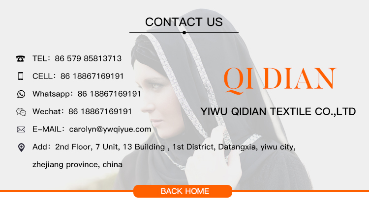 Yiwu wholesaler factory popular pretty good girl long pure plain satin silk  eyelash hem headwear dubai hijab&shawls