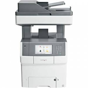 Lexmark X748DE Laser Multifunction Printer - Color - Plain Paper Print - Desktop 34TT008