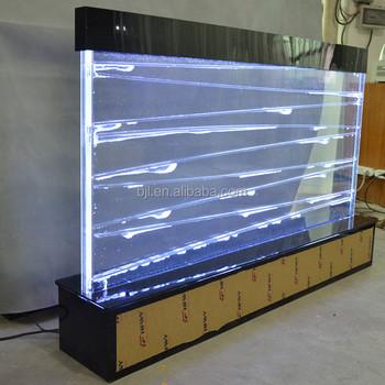 Acryl Fuhrte Wasserblase Wand Bildschirm Raumteiler Arabisch Wohnzimmer Wasserfall Wand Buy Fuhrte Arabische Wohnzimmer Wasserfall Wand Wasserfall