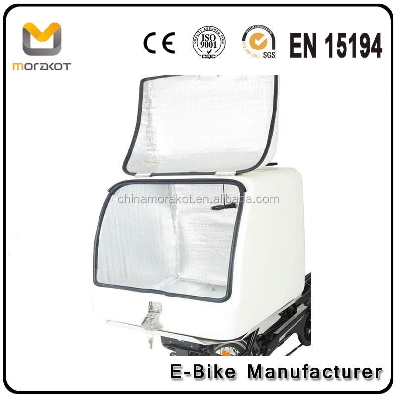 L2 Factory Price Best Selling Hot Sale <strong>CE</strong> Approved 48V20AH Lithium Battery 8fun Bafang Front Motor 350W/500W Electric Cargo Bike