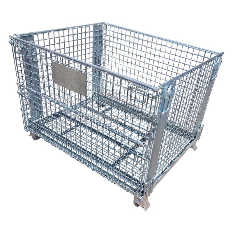 Galvanized Wire Mesh Container, Galvanized Wire Mesh Container ...