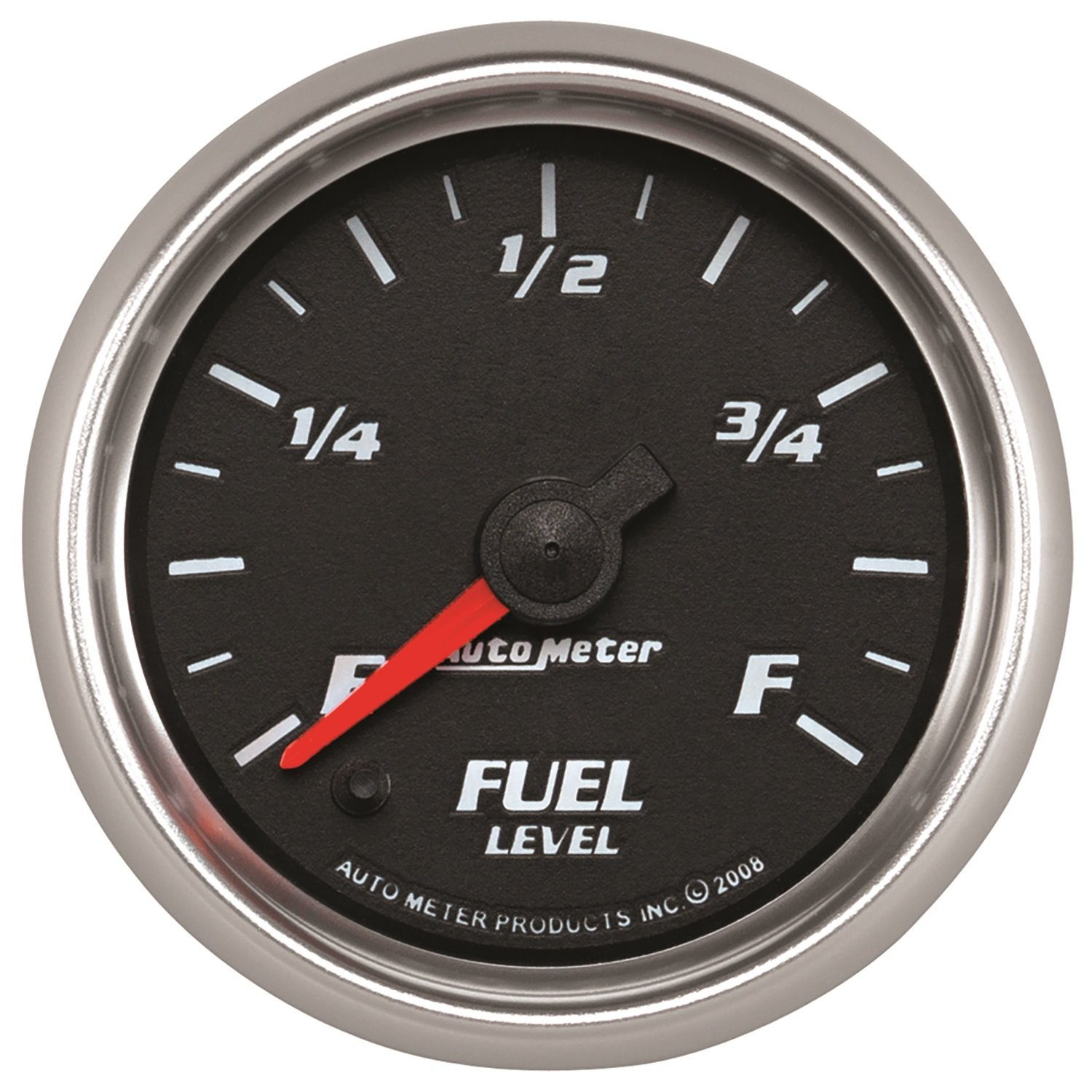 AutoMeter 19609 Pro-Cycle Programmable Fuel Level Gauge 2-1/16 in.