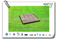Green Choice,Outdoor Easy Install WPC DIY TILES
