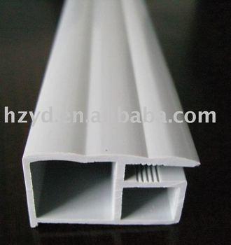 Pvc Profile For Refrigerator Component Glass Door Buy Pvc Profiles
