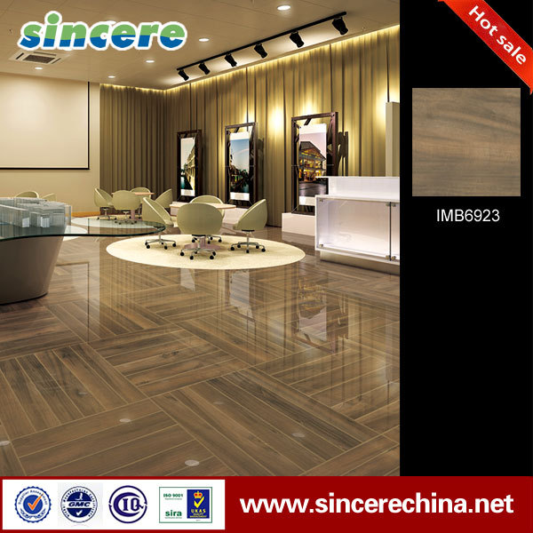 foshan 3d wood look ceramic tile
