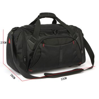Funky Mens Blank Sports Travel Duffel Gym Bag With A Custom Logo