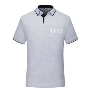 New Design Pre Shrunk Promotional Gift 180Gsm Customized Polo T-Shirts