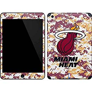 NBA Miami Heat iPad Mini (1st & 2nd Gen) Skin - Miami Heat Digi Camo Vinyl Decal Skin For Your iPad Mini (1st & 2nd Gen)