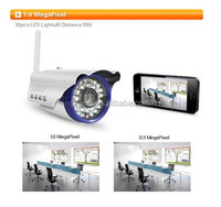 Night vision wireless 1080P HD IP Camera Outdoor Security Surveillance System IP cctv camera