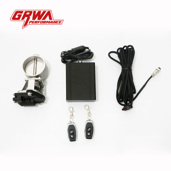 Grwa Exhaust Valve with Control for Bwm