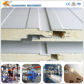 Prefabricated Sandwich Panel Garage