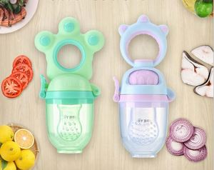 Baby Fresh Food Feeder Pacifier Silicone Nipple S M L 1Pc In A Pack