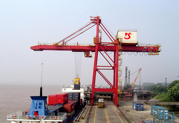 Ship To Shore Gantry Crane Nedir : Hot sale ship to shore gantry crane buy