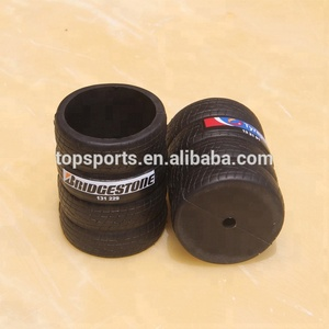 PU foam Tire can cooler with logo as promotion gift
