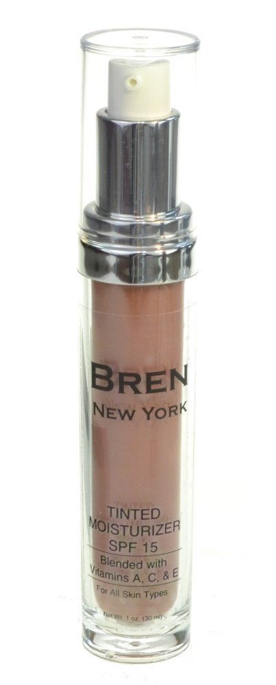 Tinted Moisturizer with SPF 15 is Oil-Free and Restores Skins Essential Moisture A Touch Of Tan