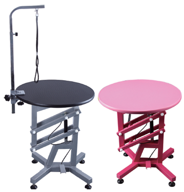 Shernbao Ft831 Round Grooming Table For Small Dogs Buy Grooming
