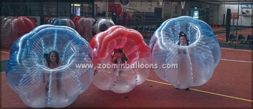 colourful bubble soccer ball, inflatable human soccer bubble, body bumper ball BB10