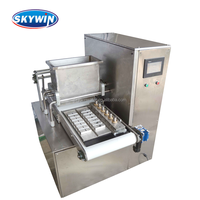 Stainless Steel Cookies Depositor Wire Cut Machine For Small Biscuit Factory