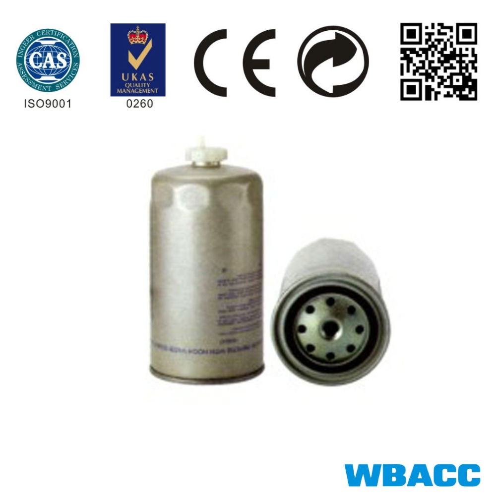 Wbacc Filter Diesel Engine Fuel Filter 1908547 1907539 For Iveco - Buy Fuel  Filter H70wk09 For Hengst,Auto Parts For Mann Wk950/6,Auto Engine Parts  Product ...