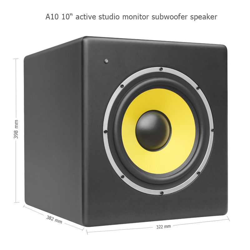 Active Hight power subwoofer speaker for Home theater speaker system