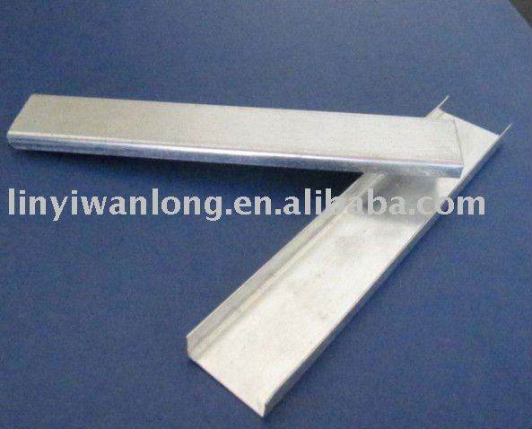 light steel keel for ceiling suspension