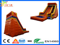cheap and commercial inflatable grand water slide with good price