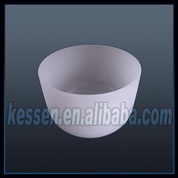Frosted Quartz Crucibles For Melting Silicon Gold Platinum