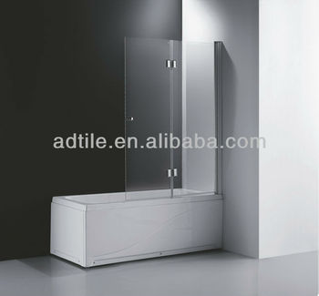 Folding Bathtub Shower Door 120x150cm - Buy Folding Bathtub Shower ...