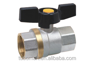 hot sale brass ball valve for water and gas