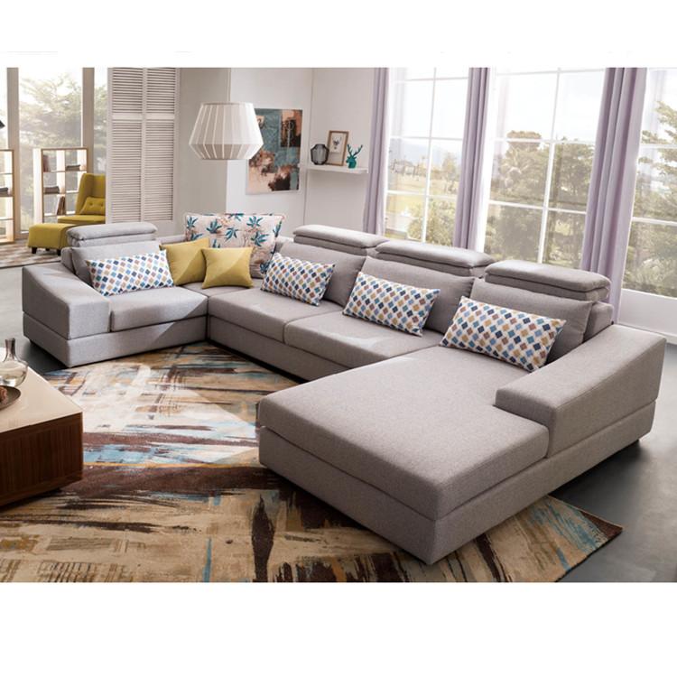 U-shaped Sofa, U-shaped Sofa Suppliers And Manufacturers At Alibaba