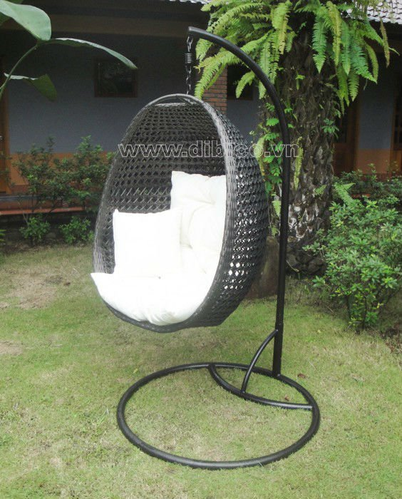 Delightful New Design Pe Rattan Hanging Egg Chair/ Outdoor Pe Wicker Hanging Chair    Buy Hanging Egg Chair,Patio Hanging Egg Chair,Outdoor Hanging Rattan Swing  Egg ... Part 19