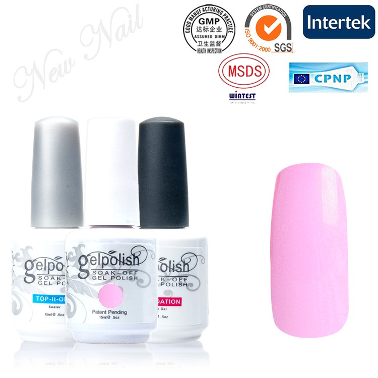 hot new products for 2018 professional salon uv gel 15 ml soak off nail uv gel polish