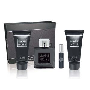 Noire Perfume Men Gift Set Morakot Magie 4pcs sCxthQrd
