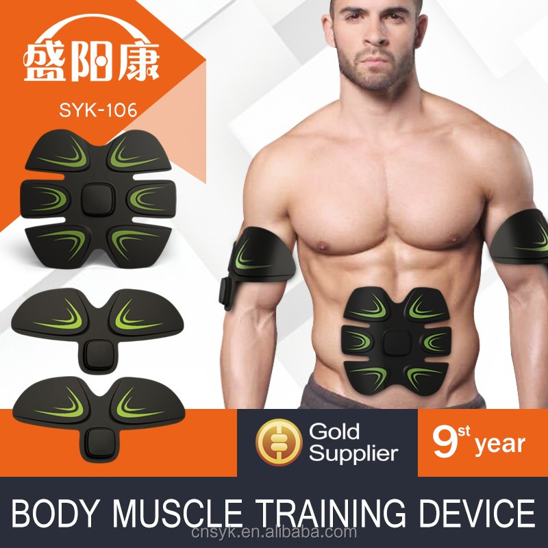 (SYK-106)SIX PADS Body Muscle Training massager