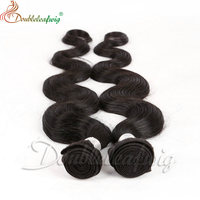 100% Factory price Indian Remy Human Hair Weft