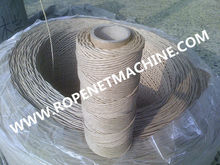 2013 leading paper twine China manufacture twisted paper rope/paper /raffia string with high quality and low price for sale