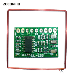 DIY Rfid proximity 20~40cm long distance range 125Khz EM ID Card reader with wiegand26 board use for access control reader