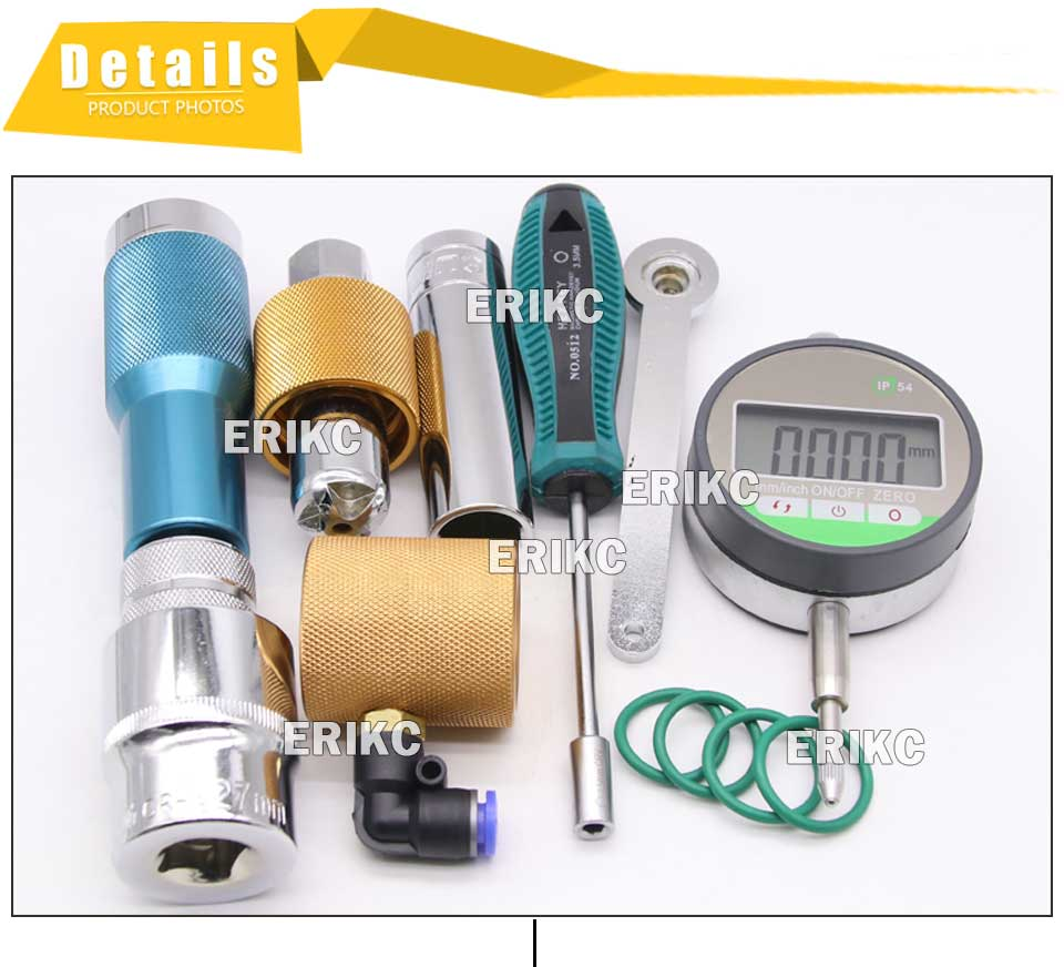 ERIKC injector removal tool E1024028 diesel injector disassemble tools repair tools for CAT