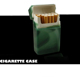 High quality fancy silicone cigarette case for 20 pieces factory selling