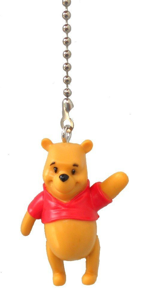 Cheap pooh key chain find pooh key chain deals on line at alibaba get quotations disney classic disney movie winnie the pooh storybook assorted character ceiling fan pull light chain mozeypictures Gallery