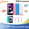 3g white brand phone / wholesale cell phone china / mtk6577 dual core android 4.2 jelly bean phone