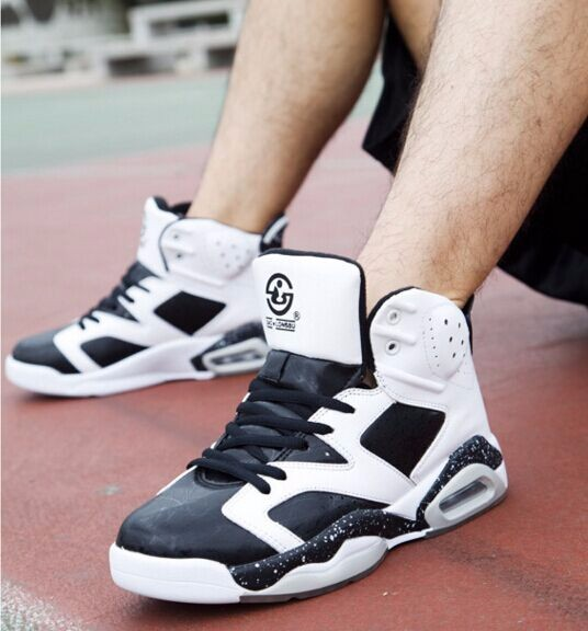 Comfortable Basketball Fashion Sport Shoe New Air Running Men Basketball Style Outsole Shoe 0U0wgZqC