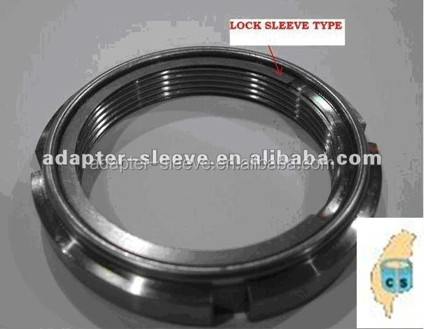 Taiwan manufacturer hot sale adapter sleeve bearing accessory
