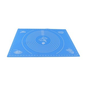 8466 Large Silicone Non Stick printed Scale silicone baking mat