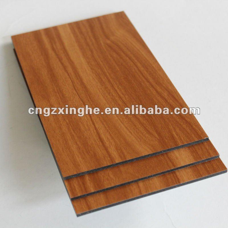 grain de bois construction panneaux composite aluminium. Black Bedroom Furniture Sets. Home Design Ideas